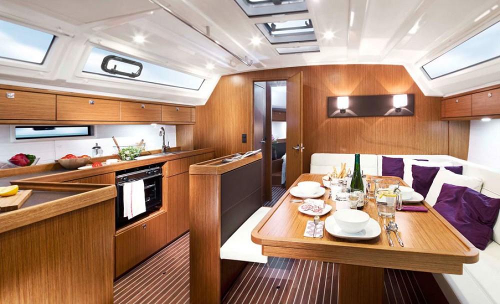 Alquiler Velero en Marina Šangulin - Bavaria Cruiser 46