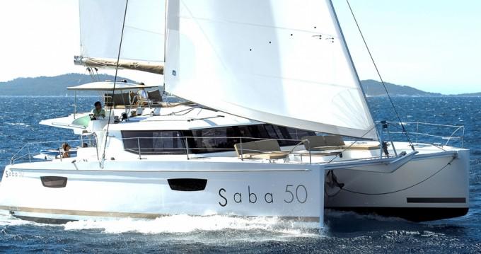 Alquiler de barcos Donji Seget barato de Saba 50