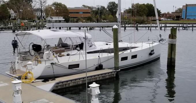 Alquiler de barcos Jeanneau Jeanneau 51 enNewport en Samboat