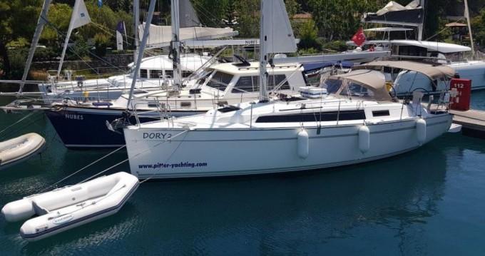 Alquiler de yate Göcek - Bavaria Cruiser 34 en SamBoat