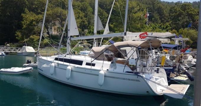 Alquiler de barcos Bavaria Cruiser 34 enGöcek en Samboat