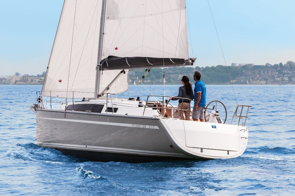 Alquiler de yate Zadar - Bavaria Cruiser 34 en SamBoat