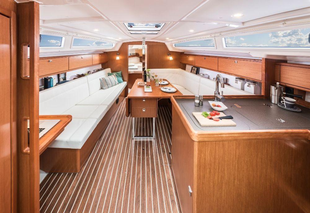Alquiler de Bavaria Cruiser 34 en Zadar