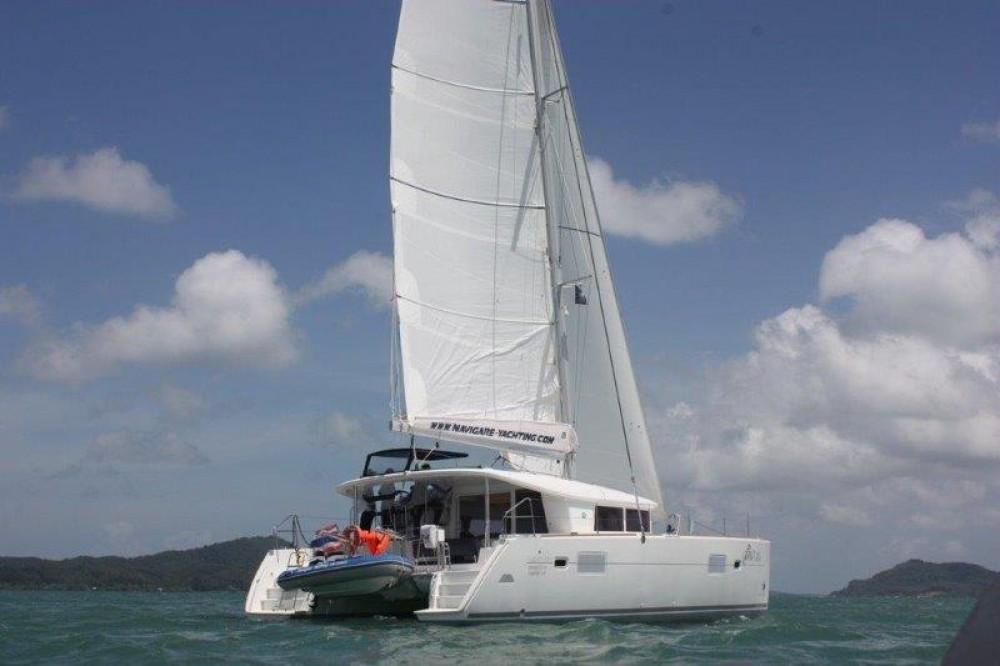 Alquiler de yate Phuket - Lagoon Lagoon 400 en SamBoat