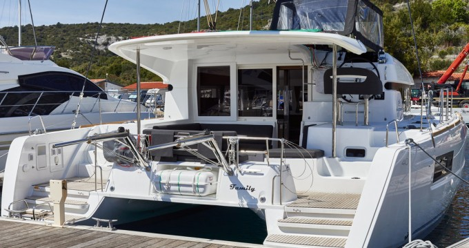Alquiler Catamarán en Primošten - Lagoon Lagoon 40
