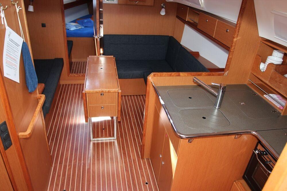 Bavaria Cruiser 36 entre particulares y profesional Vrsar