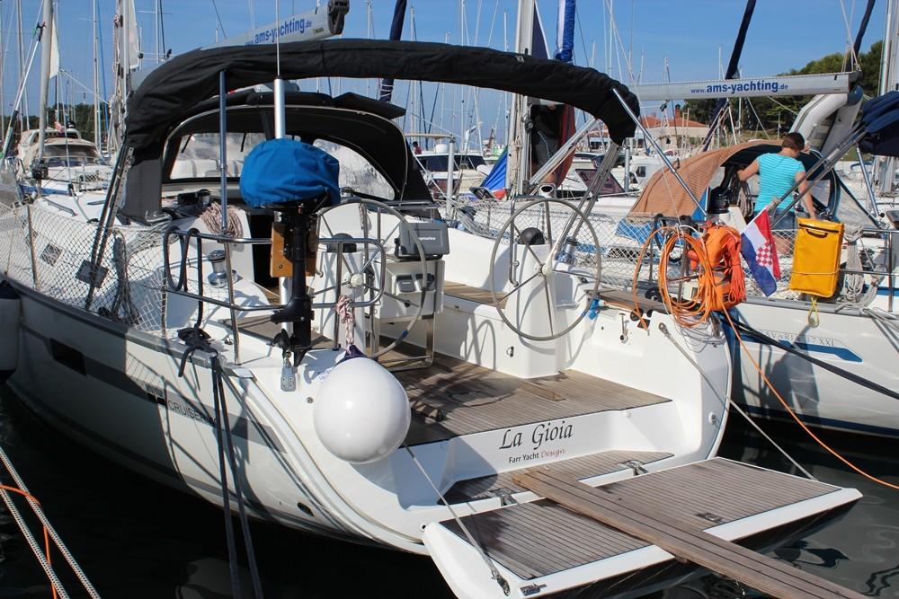 Alquiler de yate Vrsar - Bavaria R40 en SamBoat