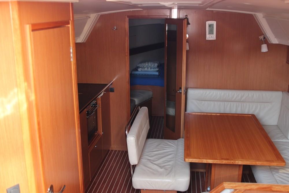 Bavaria R40 entre particulares y profesional Vrsar
