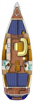 Alquiler Velero en Scarlino - Jeanneau Sun Odyssey 45