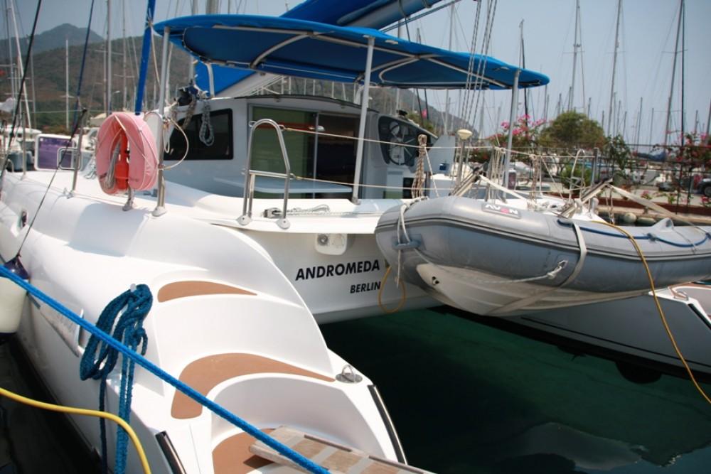 Alquiler de Fountaine Pajot Athena 38 en Marmaris Yacht Marina A.Ş