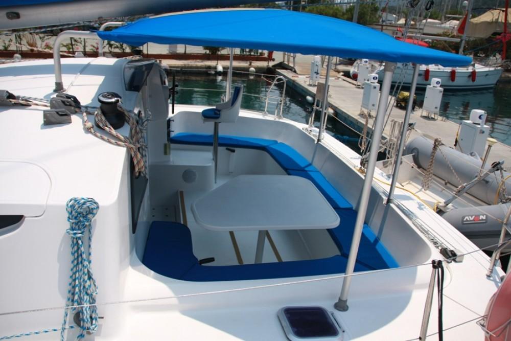 Alquiler de barcos Fountaine Pajot Athena 38 enMarmaris Yacht Marina A.Ş en Samboat