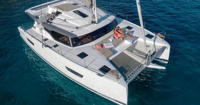 Alquiler Catamarán en Marmaris - Fountaine Pajot Astrea 42