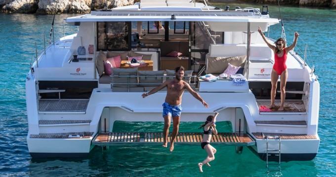 Alquiler de barcos Fountaine Pajot Astrea 42 enMarmaris en Samboat