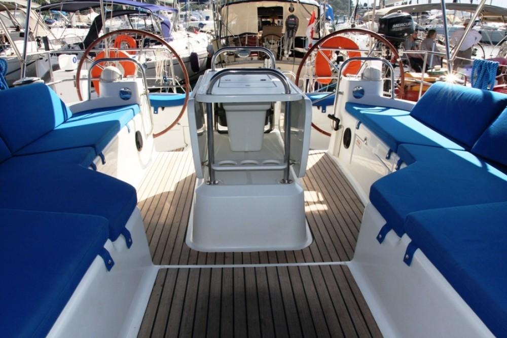 Jeanneau Jeanneau 53 entre particulares y profesional Marmaris Yacht Marina A.Ş