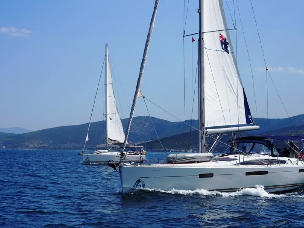 Alquiler Velero en Marmaris Yacht Marina A.Ş - Jeanneau Jeanneau 53