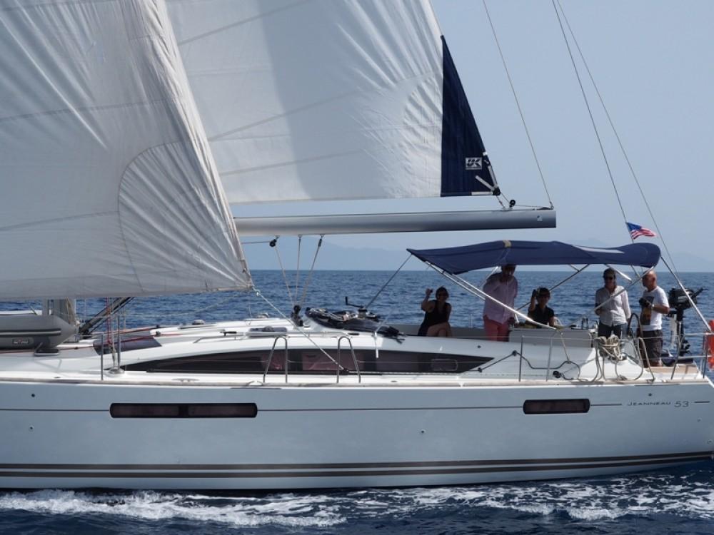 Alquiler de barcos Marmaris Yacht Marina A.Ş barato de Jeanneau 53