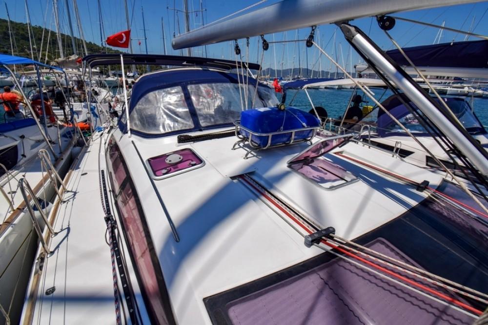Alquiler de barcos Jeanneau Jeanneau 53 enMarmaris Yacht Marina A.Ş en Samboat