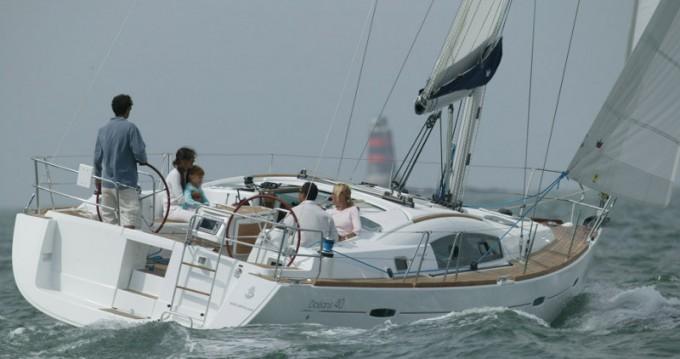Alquiler de yate Marmaris - Bénéteau Oceanis 40 en SamBoat