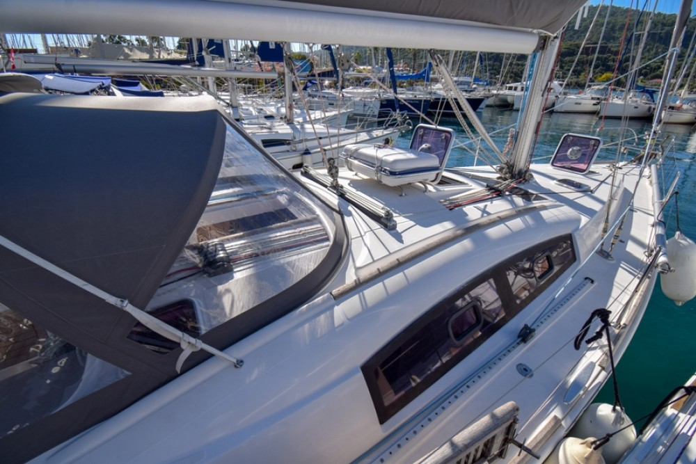 Alquiler de barcos Bénéteau Oceanis 40 enMarmaris Yacht Marina A.Ş en Samboat