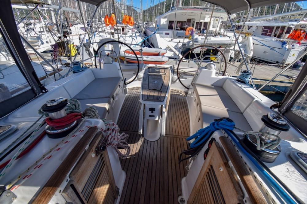 Velero para alquilar Marmaris Yacht Marina A.Ş al mejor precio
