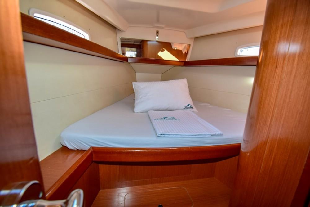Alquiler Velero en Marmaris Yacht Marina A.Ş - Bénéteau Oceanis 40