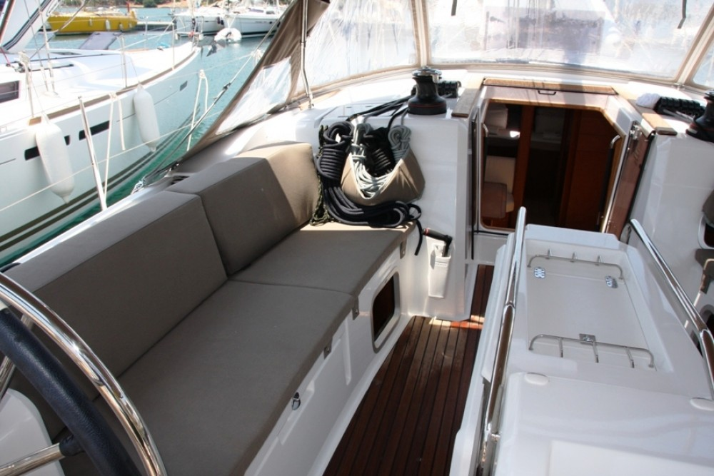 Alquiler Velero en Marmaris Yacht Marina A.Ş - Jeanneau Sun Odyssey 479