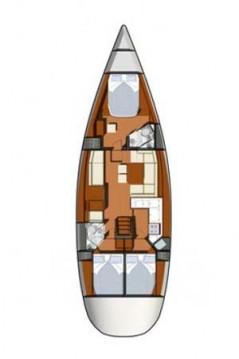 Alquiler Velero en Marmaris - Jeanneau Sun Odyssey 50 DS