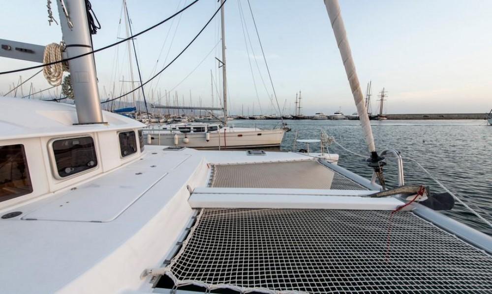 Alquiler de barcos Peloponnese barato de Lagoon 380 S2