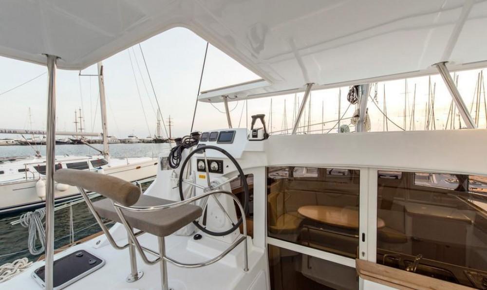 Alquiler de yate Peloponnese - Lagoon Lagoon 380 S2 en SamBoat
