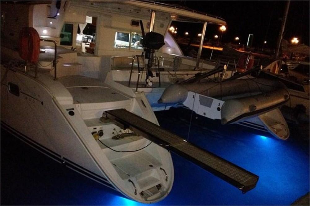 Alquiler de barcos Peloponnese barato de Lagoon 440