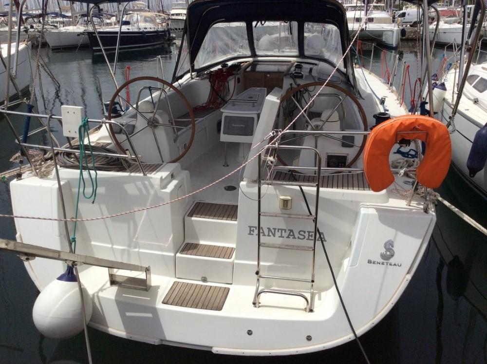 Alquiler de barcos Peloponnese barato de Oceanis 43