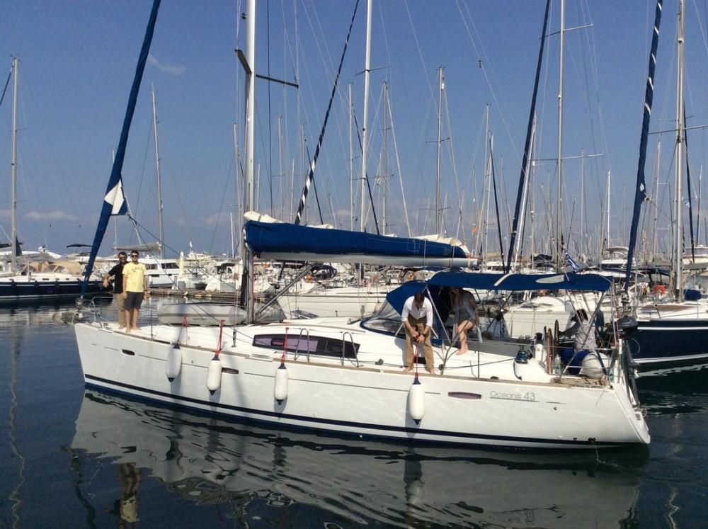 Alquiler de barcos Bénéteau Oceanis 43 enPeloponnese en Samboat