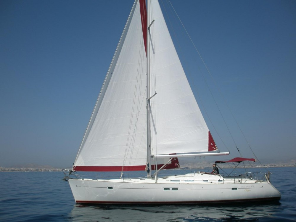 Alquiler de Bénéteau Oceanis en Peloponnese