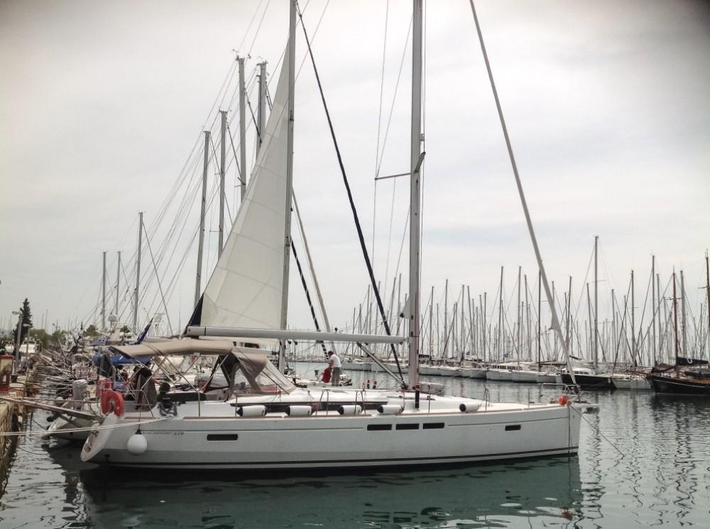 Alquiler de barcos Jeanneau Sun Odyssey 519 enPéloponnèse en Samboat