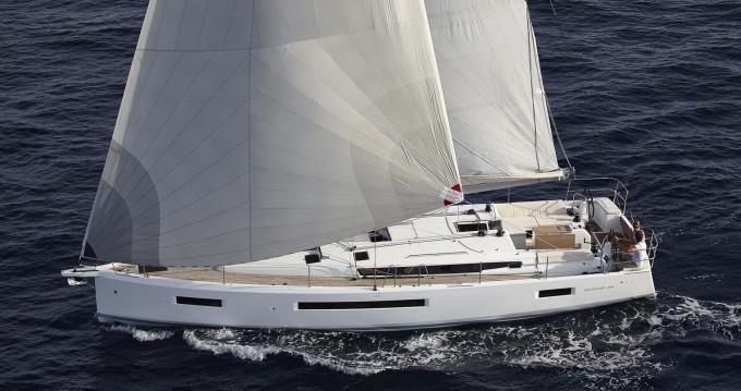 Alquiler Velero en Volos - Jeanneau Sun Odyssey 490