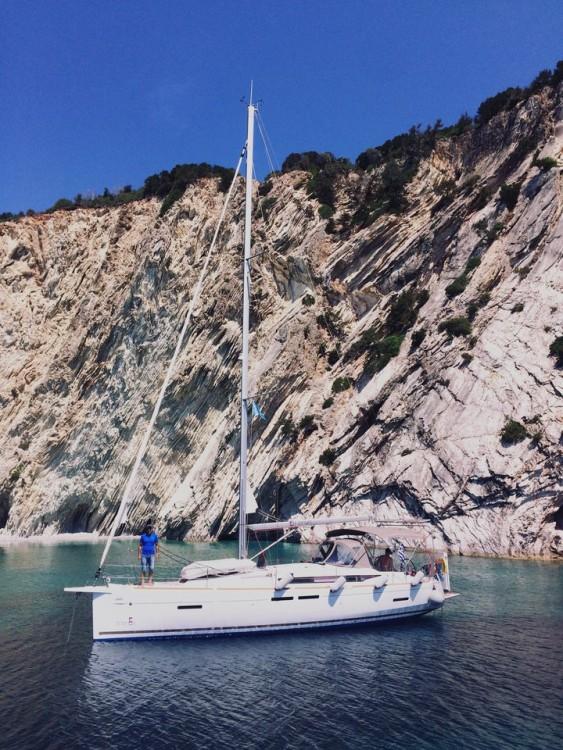 Alquiler de yate  Léucade - Jeanneau Sun Odyssey 419 en SamBoat