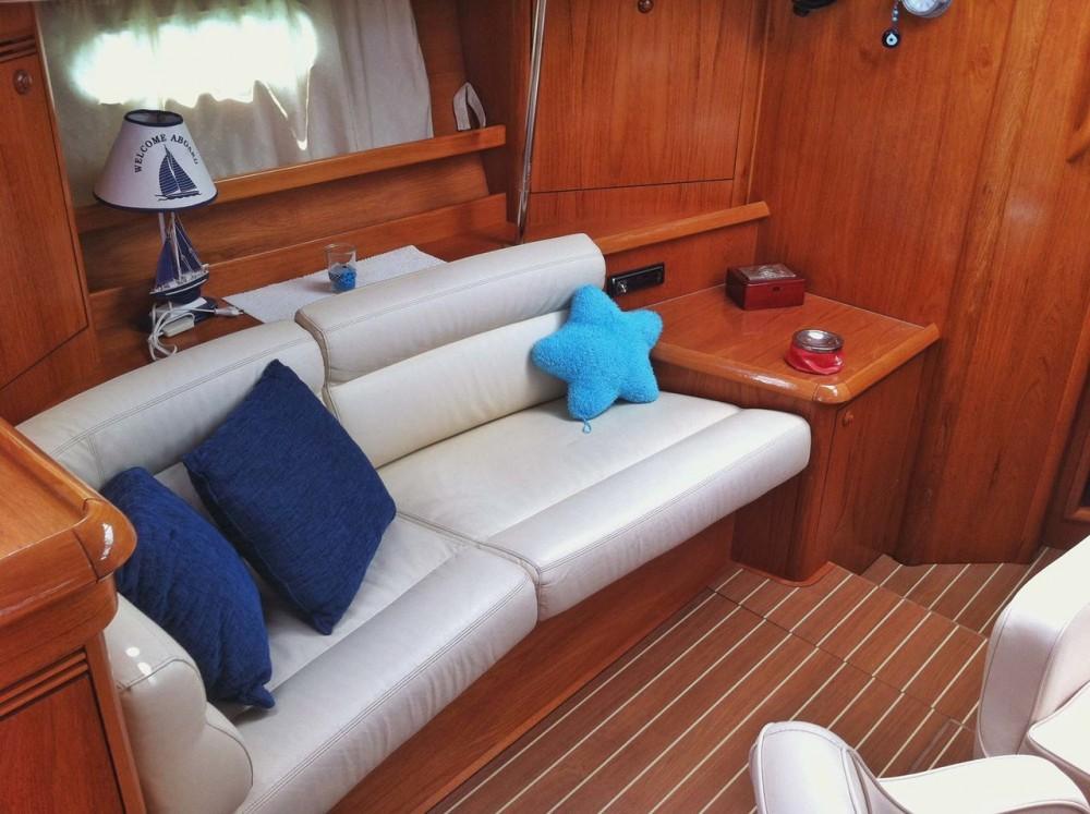 Alquiler de barcos Jeanneau Sun Odyssey 49 DS en Léucade en Samboat