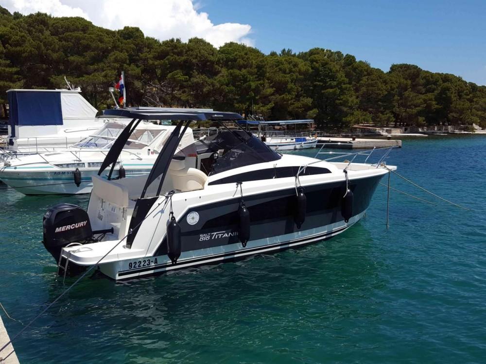 Alquiler Lancha en Kukljica - Balt-Yacht Balt 818 Titanium