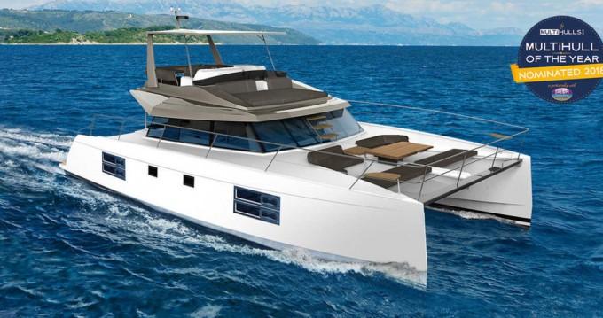 Alquiler Catamarán en Gouviá - Nautitech Nautitech 47