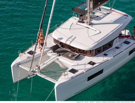 Alquiler de Catamarán, con o sin patrón Lagoon Portocolom