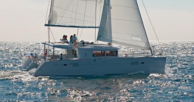 Alquiler Catamarán en Portocolom - Lagoon Lagoon 450 F