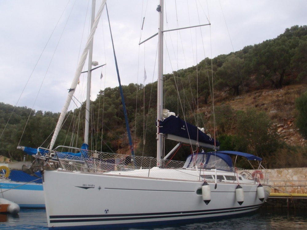 Jeanneau Sun Odyssey 42i entre particulares y profesional Ionian Islands