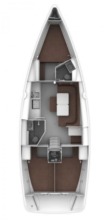 Alquiler Velero en Split - Bavaria Cruiser 41