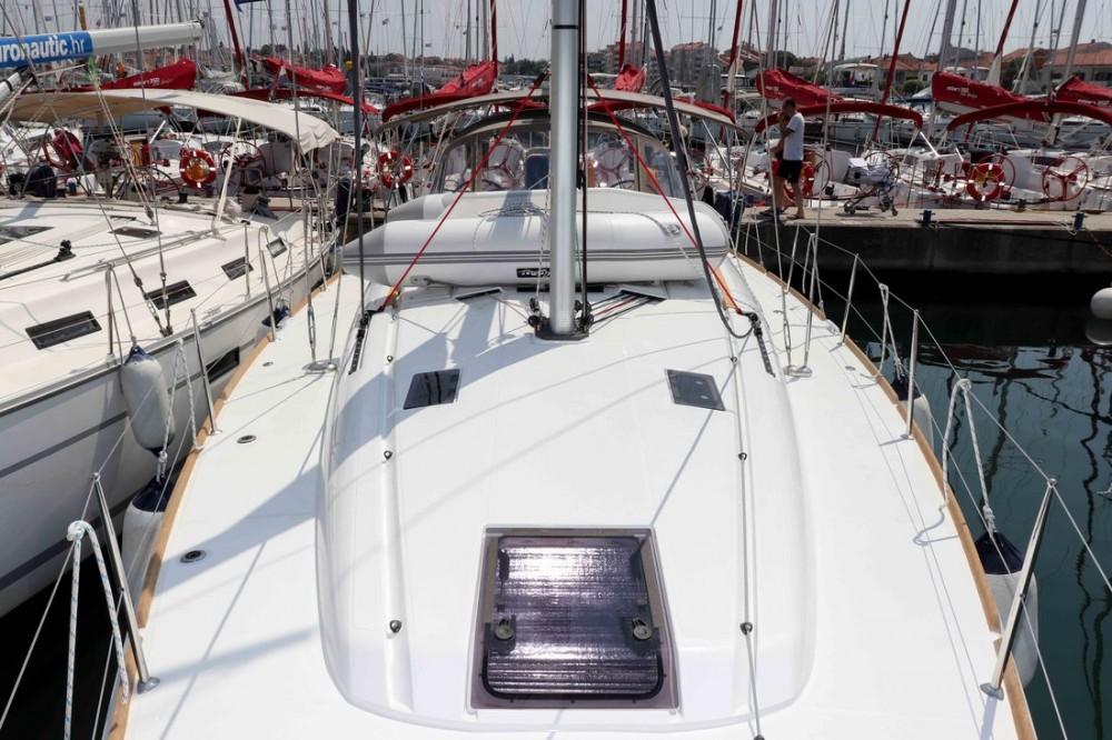 Alquiler de barcos Jeanneau Sun Odyssey 449 en en Samboat
