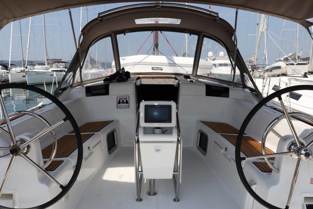 Alquiler de yate  - Jeanneau Sun Odyssey 449 en SamBoat
