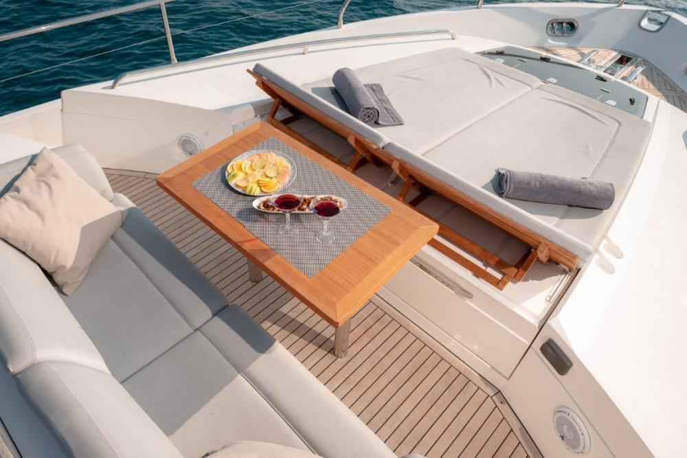 Alquiler Lancha en Podstrana - Princess-Yachts Princess 72 Flybridge - 4 + 1 cab.