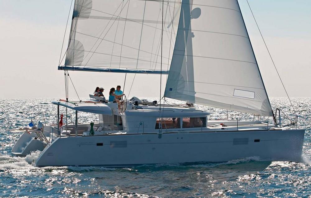 Alquiler de yate Peloponnese - Lagoon Lagoon 450 en SamBoat