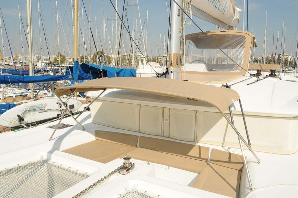 Lagoon Lagoon 450 entre particulares y profesional Peloponnese
