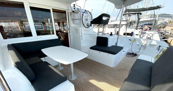 Alquiler de yate Can Pastilla - Lagoon Lagoon 40 en SamBoat