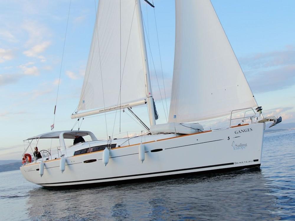 Alquiler de barcos Bénéteau Oceanis 50 Family enRogač en Samboat